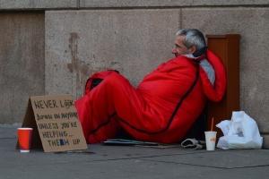 Homeless in Detroit 1