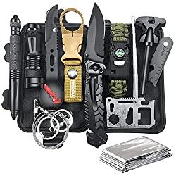 Emergency Camping Survival Kit 1