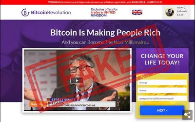 The Big Bitcoin Revolution Scam